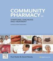 Community Pharmacy   E Book PDF