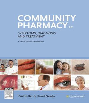 Community Pharmacy   E Book PDF