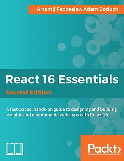 React 16 Essentials PDF