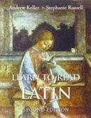 Learn to Read Latin PDF