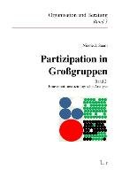 Partizipation in Gro  gruppen  Band 2 PDF