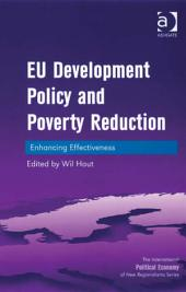 EU Development Policy and Poverty Reduction: Enhancing Effectiveness