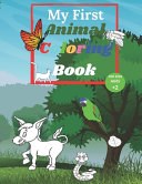 My First Animal Coloring Book For Kids PDF