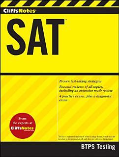 CliffsNotes SAT Book