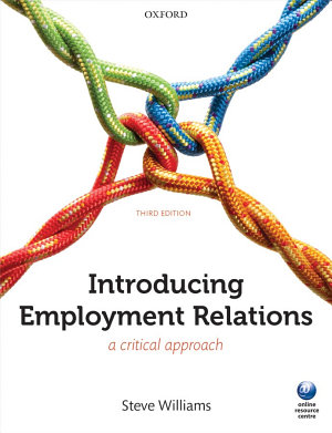 Introducing Employment Relations PDF