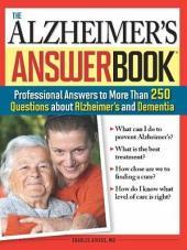 Alzheimer's Answer Book