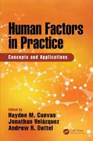 Human Factors in Practice PDF