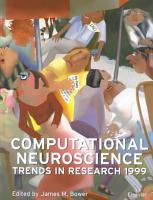 Computational Neuroscience  Trends in Research 1999 PDF
