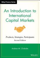 An Introduction to International Capital Markets PDF