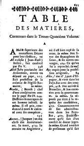 Histoire ecclésiastique: Volume34