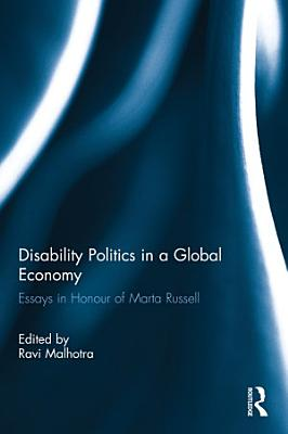 Disability Politics in a Global Economy