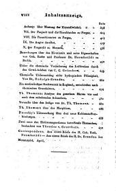 Journal für chemie und physik: Band 31