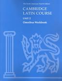 Cambridge Latin Course Unit 2 Omnibus Workbook North American edition Book