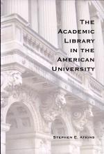 The Academic Library in the American University