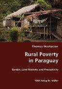 Rural Poverty in Paraguay