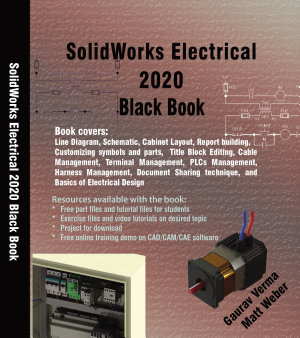 SolidWorks Electrical 2020 Black Book PDF