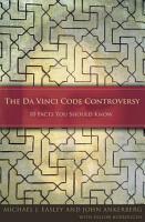 The Da Vinci Code Controversy PDF