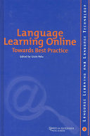 Language Learning Online: Towards Best Practice