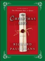 The Christmas List PDF