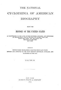The National Cyclopaedia of American Biography PDF
