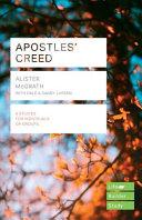 Apostles  Creed  Lifebuilder Study Guides
