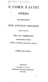 C. Corn. Taciti opera: Volume 2