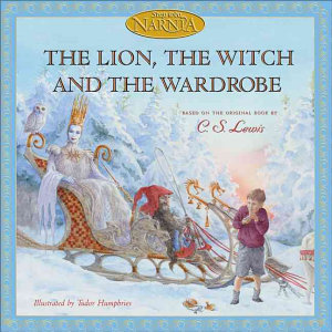 The Lion  the Witch and the Wardrobe  picture book edition  Book