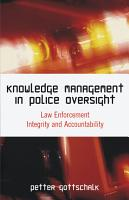 Knowledge Management in Police Oversight PDF