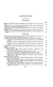 Problems of Protecting Civilians Under International Law in the Middle East Conflict PDF