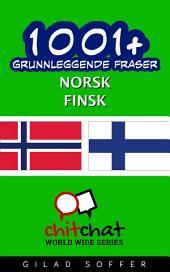 1001+ grunnleggende fraser norsk - finsk