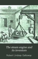 The Steam Engine and Its Inventors
