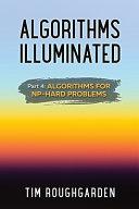 Algorithms Illuminated (Part 4)