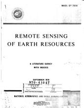 Remote Sensing of Earth Resources PDF