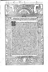 Commentarii a Philippo Beroaldo conditi in Asinum aureum Apuleii