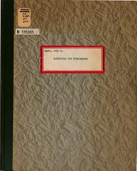 Yardsticks For Performance Book PDF