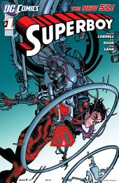 Superboy (2011-2014) #1