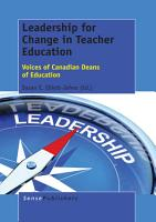 Leadership for Change in Teacher Education PDF