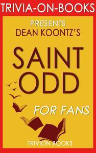 Saint Odd  A Novel by Dean Koontz  Trivia On Books  Book