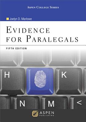 Evidence for Paralegals