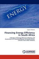 Financing Energy Efficiency in South Africa PDF