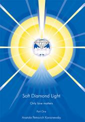 Soft Diamond Light: Only love matters Part One