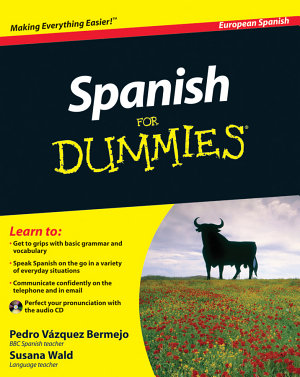 Spanish For Dummies  Enhanced Edition PDF