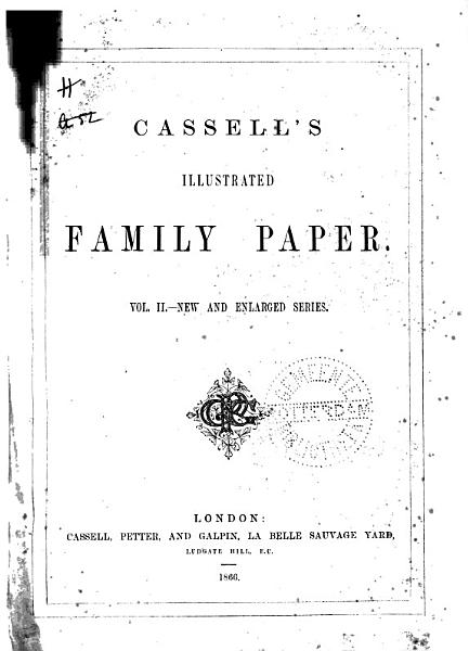 Download Cassell s Illustrated Family Paper Book