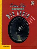 Cutting Edge Web Audio