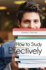 How to Study Effectively PDF