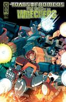 Transformers  Last Stand of the Wreckers  3 PDF