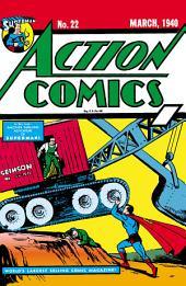 Action Comics (1938-) #22
