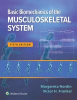 Basic Biomechanics of the Musculoskeletal System PDF