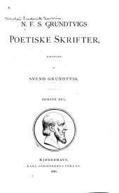Poetiske skrifter: Bind 1