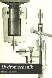 Hydromechanik: oder Die technische mechanik flüssiger körper, Band 2,Ausgabe 1